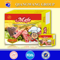 10G HALAL BEEF SEASONING CUBE BOUEF BOUILLON CUBE BEEF STOCK CUBE FACTORY
