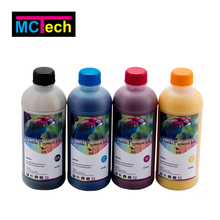 perfectos printing on t-shirt White Pigment DTG Ink For Epson 1400 f2000 9800 4900 printers