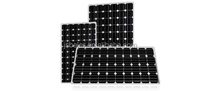 150W Monocrystalline Solar Panel From China Manufacturer