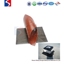 polyurethane pu waterproof coating/concrete waterproof paint