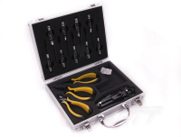 Multifunctional Tool Kit For RC Hobby Helicopter Hex Screw With Steel Case