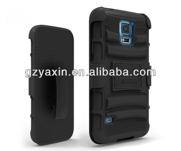 for samsung galaxy s5 i9600 kickstand case,new case for samsung s5 i9600
