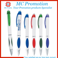 Custom clip cheap advertising ballpoint pen