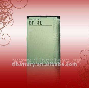 Competitive price mobile phone battery BP-4L