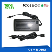 Factory make ac dc led adapter 12v6a with CE UL FCC SAA KC PSE