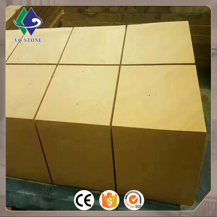 Factory price Pure Yellow Sandstone