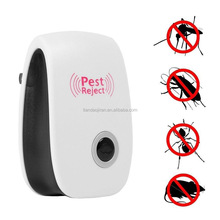 Amazon Aliexpress Best Seller Pest Control Products Ultrasonic Pest Repeller