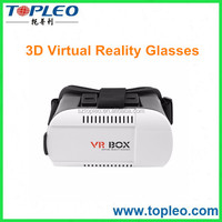 2016 Hot Sale 3D Open Hot Sexy Girl Video Movies 3D Virtual Reality Video Glasses Head Mount For Smartphone + Remote Gamepad