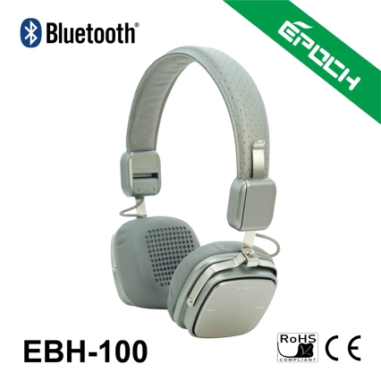 China Manufacturer Handsfree stereo usb bluetooth headphone with vibration function
