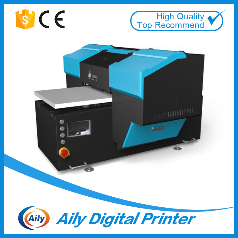 A1 size uv printer with led light for phone case print