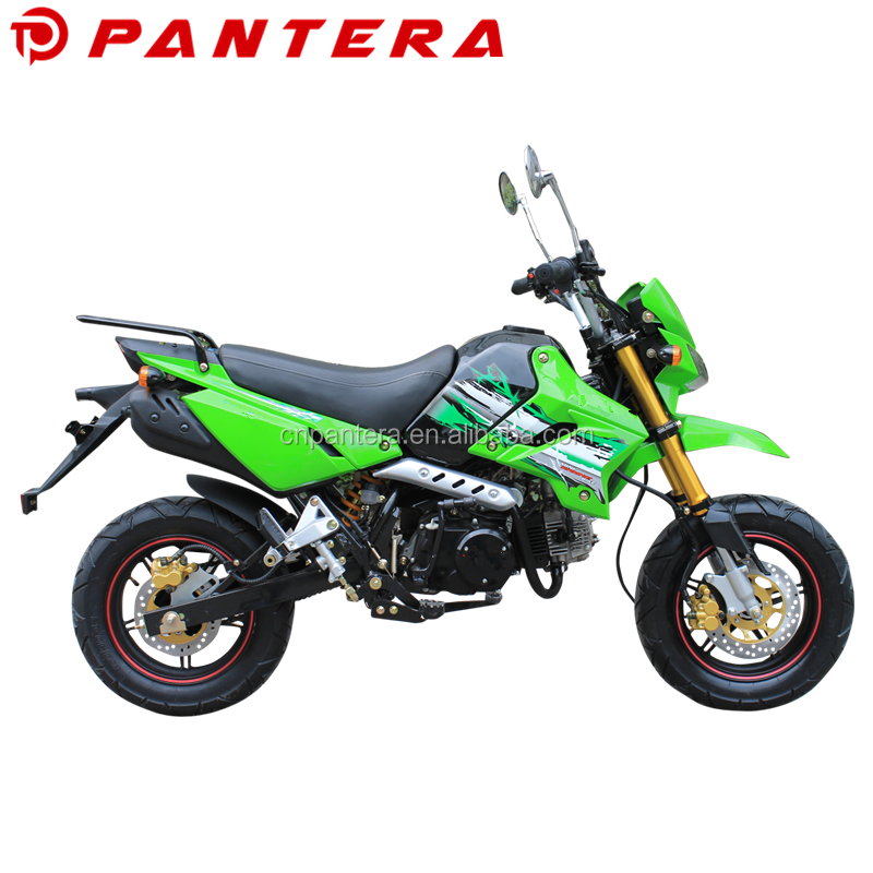 Off Road Motorcycle Popular 125cc Cheap Kids Gas Dirt Bikes