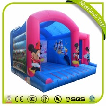 Indoor inflatable bounce castle inflatable jumping bouncer for kids