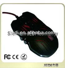 800 dpi Stylish USB Optical Desktop Mouse - Black. FCC & CE Approved