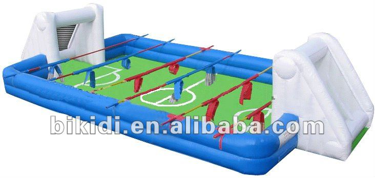 Inflatable Human Foosball,inflatable games B6021