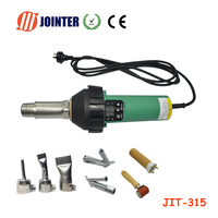 Hot Air Welding Gun Industrial Plastic Melting Machine for PVC Membrane Sheet