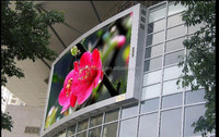 Outdoor highly waterproof full color p5/p6/p8/ p10/p16 DIP/SMD led display screen/Floor mounted led wall panels