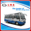 7.5 Meters Coach bus New bus with 30 Seats