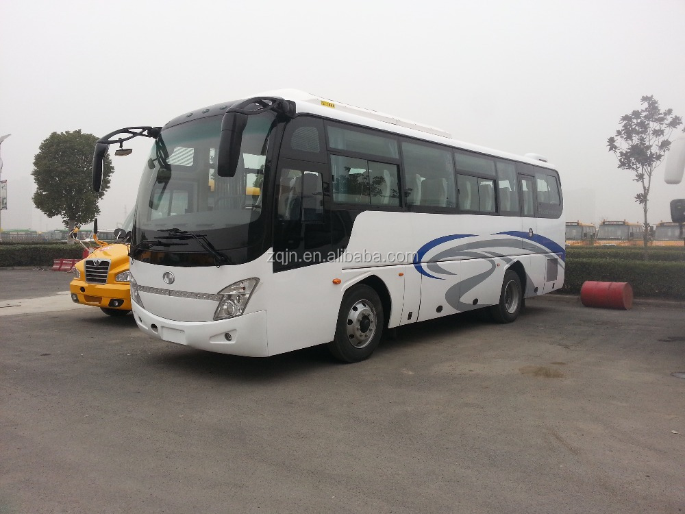 china cheap bus 40 seats long distance coach bus 50 seats