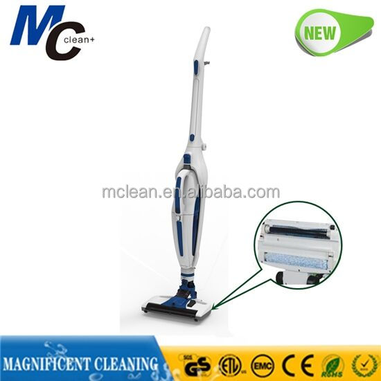 VC-R011 Foldable Handle 2 in 1 Dry rechargeable Upright and Handheld Cordless Cyclonic Vacuum Cleaner