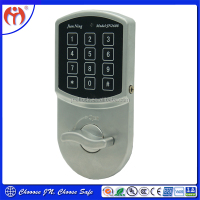 Smart lock China Supplier Keyless Keypad Cabinet Electronic Combination Lock digital gym lock for gun safe or safe box JN2608