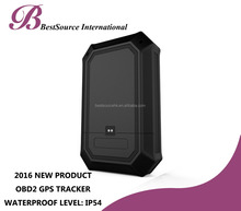Best Quality Vehicle OBD2 GSM GPS Vehicle Car Tracker With Android iOS Apps, Gps Tracking System With Google Map