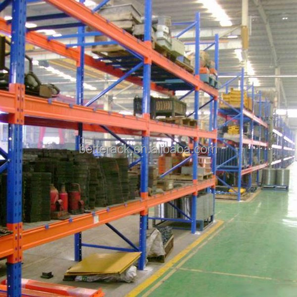 water fabric storage industry shelvings with demountable uprights