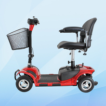 wholesale elderly use folding mobility scooter for handicapped