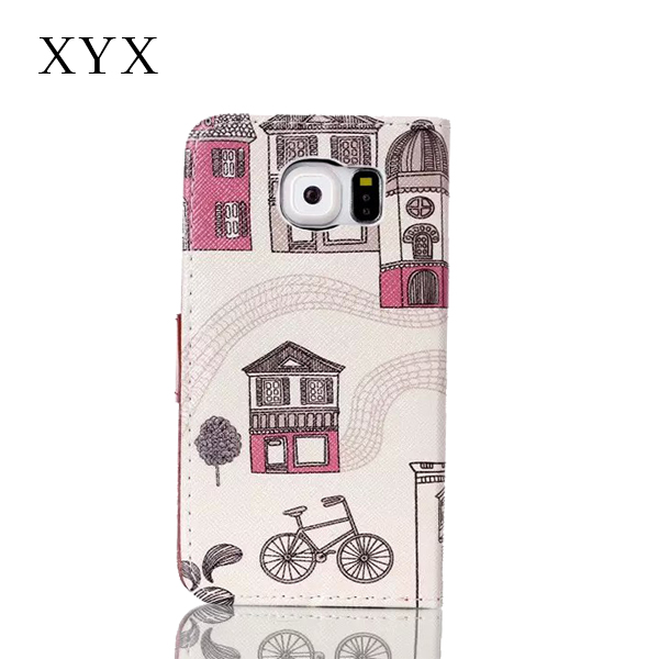 wholesale mobile phone case painting color back cover case for huawei shot x