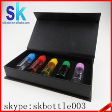 paper box for 10ml pet plastic dropper bottle
