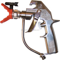 246240 Silver Plus Airless Spray Gun with Tip 517 & Guard