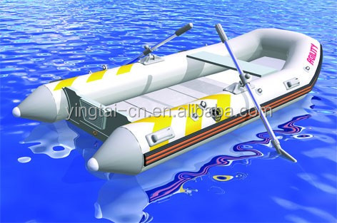 China inflatable boat fishing boat rubber boat
