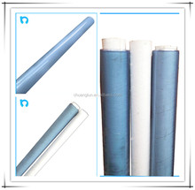 bottom roller black one way vision plastic film