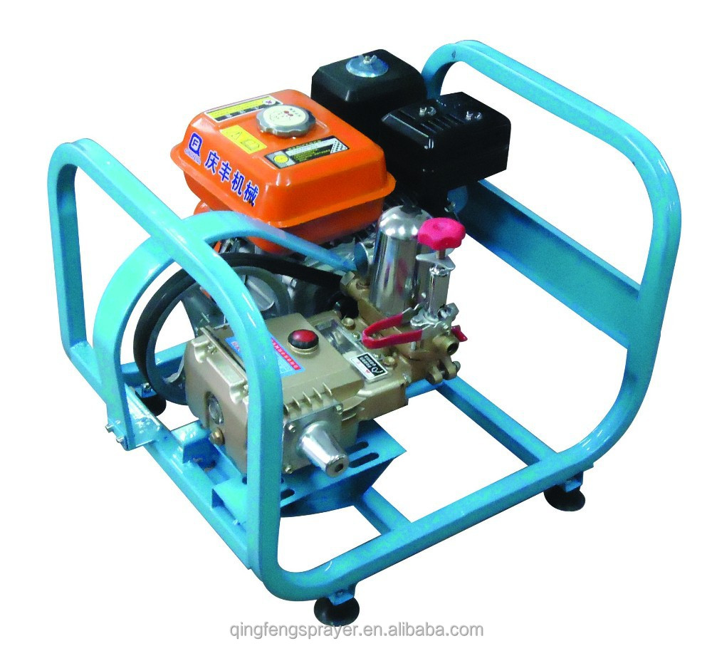 honda engine power sprayer with luxury frame