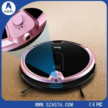 High Technologcal quality APP remote control robot vacuum cleanerMini With HD Camera For floor cleaning