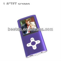 digital mp3 mp4 mp5 player manual support micro SD card with hifi sound effect