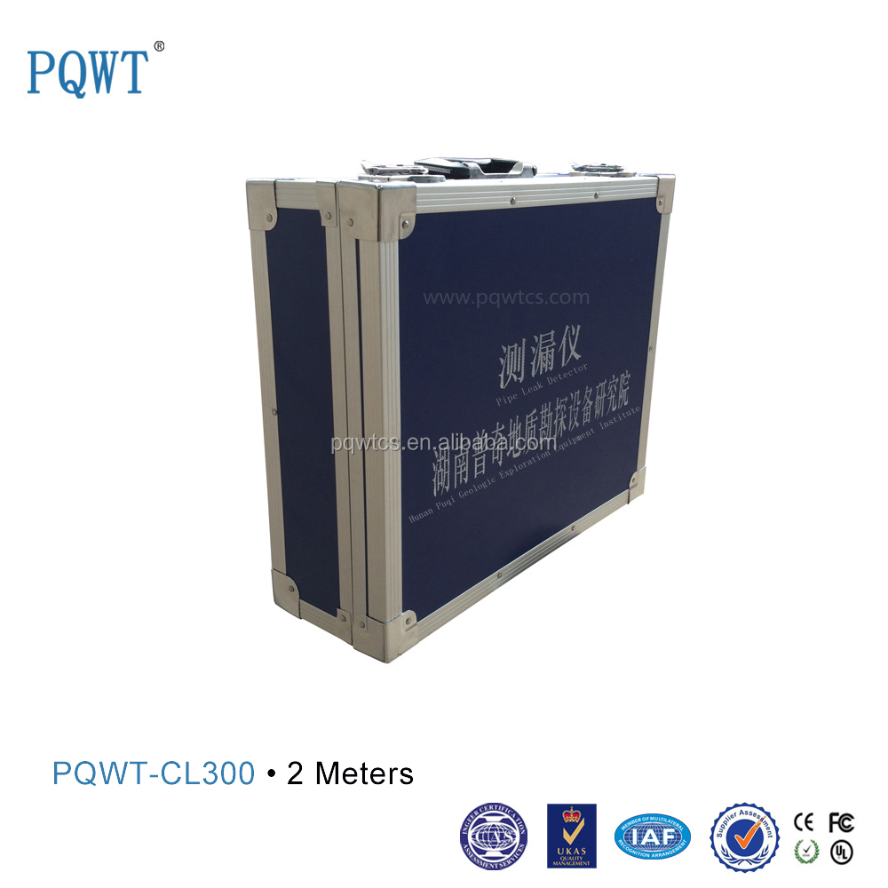 water leak detections equipments 2m depth manufacture PQWT-CL300
