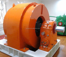 Green hydro energy solution 250KW-10MW synchronous hydro generator / water turbine generator unit / hydropower plant generator