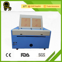 QL-1610 Factory direct Cheap Hot Sale Fabric/Acrylic/Wood/Granite CO2 Laser Cutting Engraving Machine