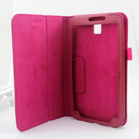 High-end design Leather tablet case for Samsung Galaxy Tab 3 7.0 T211