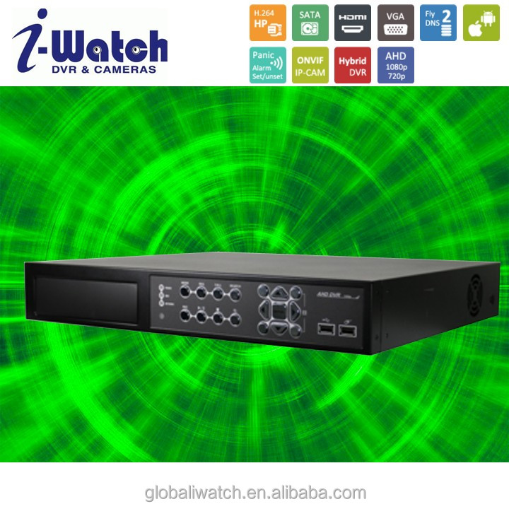 IW-2160A-A 16 Channel VGA to HDMI 1080P AHD Hybrid DVR