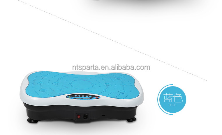 2016 Hot sell Body Slimming Plate Ultra Slim Ultrathin body slimmer vibration plate with bluetooth mp3 player