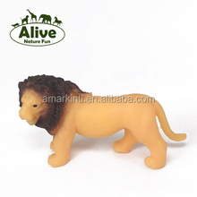 Stretch Lion TPR plastic Squishy Lion animals squishy kids toys OEM OBM factory promotion squishy toys