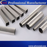 GB/T12770-2012 stainless steel tube &pipe
