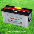 Yuasan A-Class N100 12V100AH Lead Acid Dry Charged Auto Battery--N100(12V100AH)