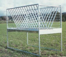 customized galvanized hay rack cattle horse sheep feeder