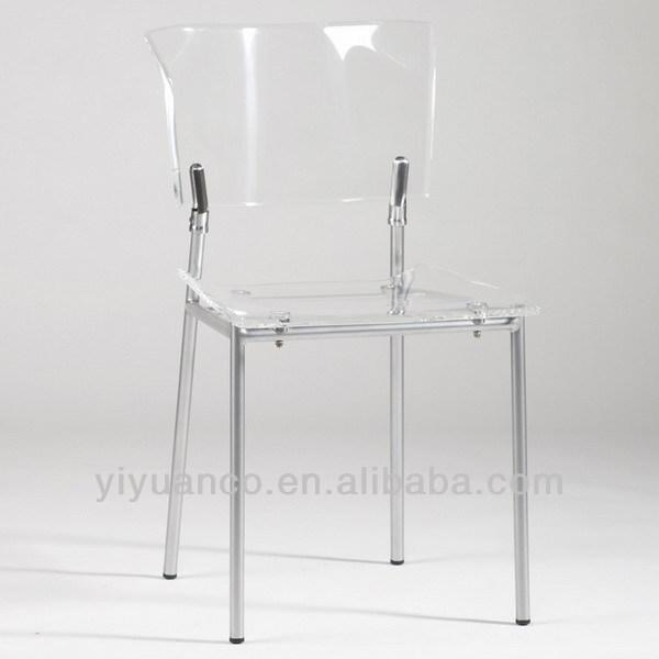 Cadeira de acr lico transparente de acr lico cadeiras de - Sillas acrilico transparente ...