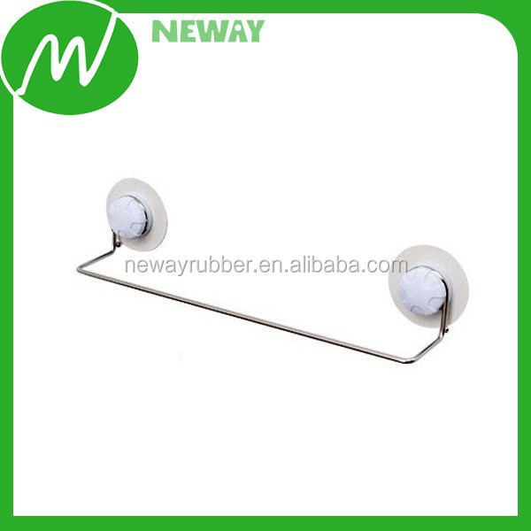 towel racks plastic suction cup holder