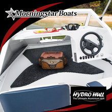 2015 New 17ft aluminum fishing cabin motor boat for sale