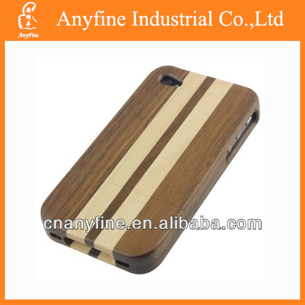 2 in 1 combo Wooden cases for Samsung&Iphone&Ipad&Ipad mini with many designs