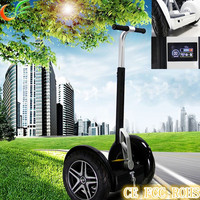 New Arrival 17 inch big tire smart self balance scooter two wheel smart self balancing electric scooter 2000W with handle